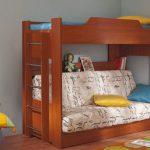 Удобная кровать для детей