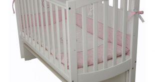 Удобство детской кроватки