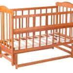 Укачивание кроватки