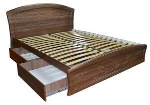 Функциональная кровать из мдф