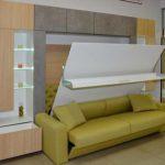 Шкаф-кровать, трансформирующаяся