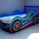 8 критериев выбора кровати-машинки для ребенка