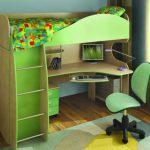 Как выбрать детскую мягкую мебель