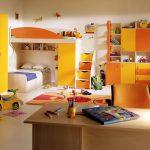 Критерии выбора мебели для детской комнаты