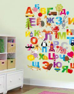 Особенности оформления интерьера в детской