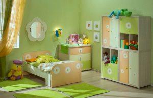 Выбор дивана для детской