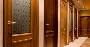 Межконмтная современная дверь