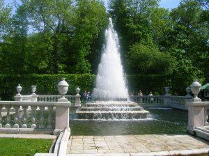 Основные типы современных фонтанов