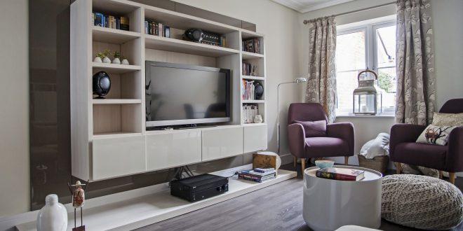 Типы мебели для хранения вещей