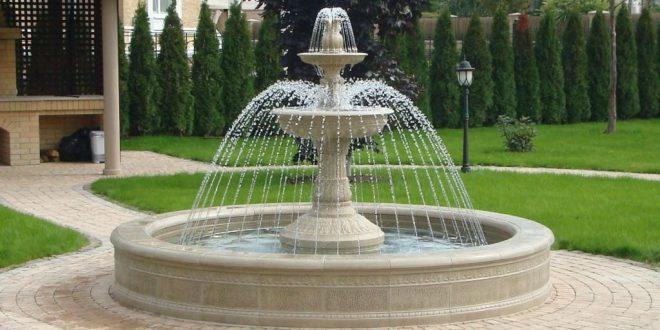 Выбор фонтанов