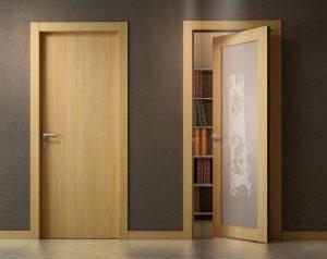 Выбор современной двери