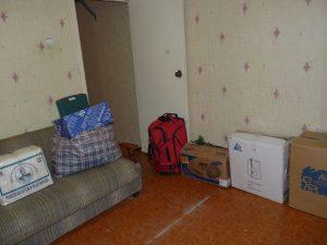 Переезжаем в новую квартиру
