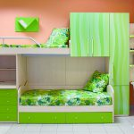 Основные особенности выбора детской мебели