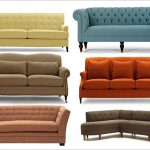 Какие есть типы диванов, как их выбрать