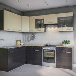 Какие материалы используются для изготовления кухонь