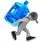 Особенности доставки воды
