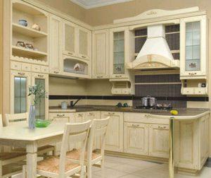 Типы кухонь для дома