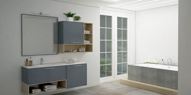 Типы мебели для ванной