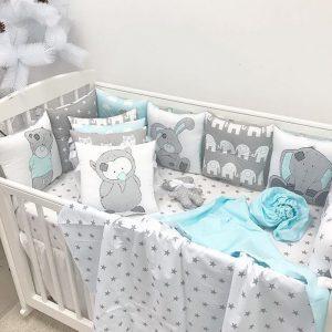 Кроватка ребенка