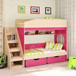 Детская кровать и правила ее выбора