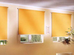 Типы штор для дома