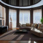 Топ-5 способов сделать атмосферную гостиную