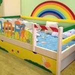 Кровать для ребенка должна быть идеальной