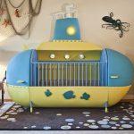 Хорошая кроватка — залог здоровья ребенка