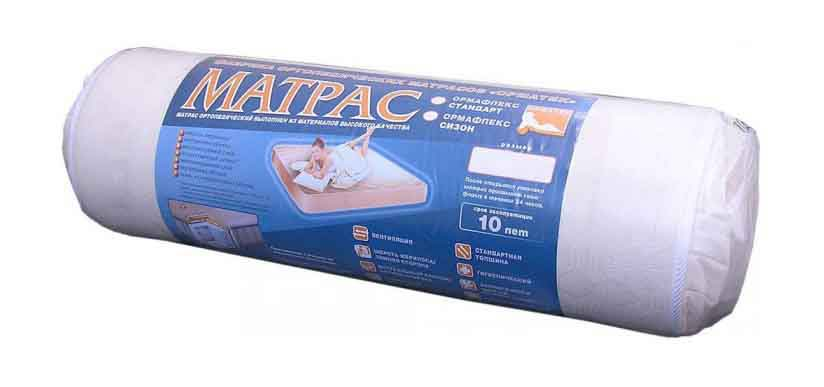 Матрас для подростковой кровати как выбрать