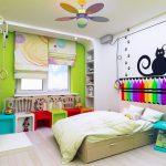 Безопасность — первое, о чем нужно подумать (выбор детской мебели)