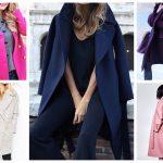 Подбираем пальто по типу фигуры