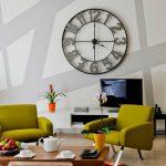 Как выбрать красивые часы для каждой комнаты