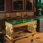 Историческая выставка в Малом Эрмитаже посвященная мебели
