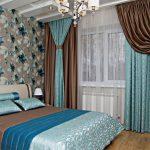 Виды штор, которые можно использовать в спальне