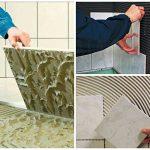 Какие свойства должен иметь плиточный клей