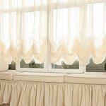Как будет смотреться австрийская штора в интерьере комнаты