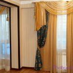 Оформление узкого окна шторами— какой вариант подойдет Вам?