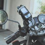 Установка GPS навигатора на мотоциклу   Руки-крюки