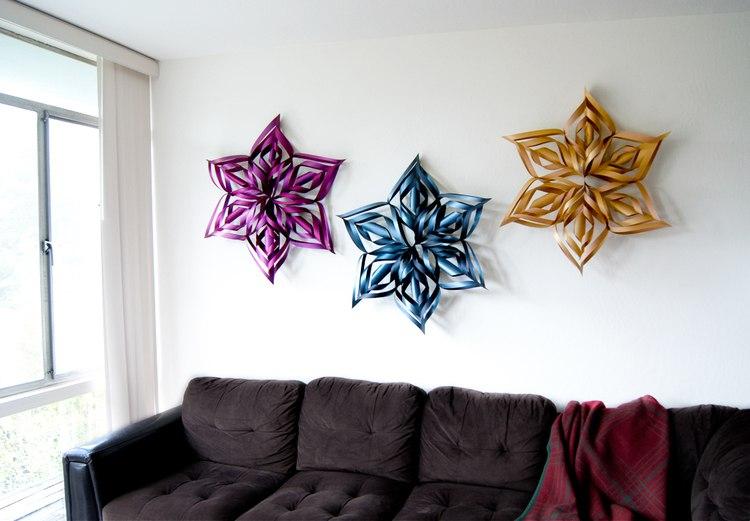 Как украсить комнату своими руками к Новому 2019 году (49 фото)