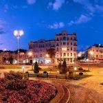 Винница — один из красивых городов Украины