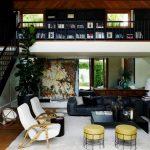 Дом в Сиднее с большой террасой и прекрасным видом (Sarah Davison Interior Design)