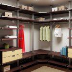 Как выбрать мебель для гардеробной