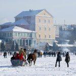 Зимние каникулы в Тернополе