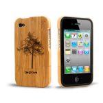 Бамбуковый корпус для iPhone