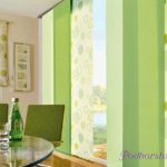 Как подобрать панельные шторы для квартиры: советы дизайнеров