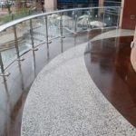 Расход материалов на наливной пол на балконе