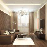 Обилие стилей в интерьере жилого дома — О Комнате