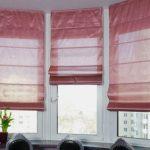 Все нюансы использования греческой шторы в интерьере квартиры