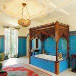 Ванная в восточном стиле оригинальна, неповторима. Творческий дизайн — О Комнате
