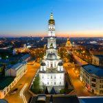 Харьков – крупный город Украины